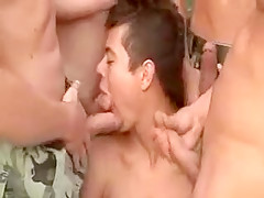 Army Shower