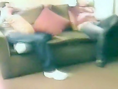 Gay Fellows Pounding Each Other In A Group Play