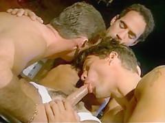 Fabulous Male Pornstar In Best Blowjob Tattoos Gay  Movie...