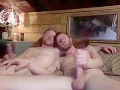 Hottest male in fabulous blonde, amateur gay porn scene