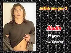 Aladin is a man in turkey