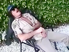 Cop and his Cock
