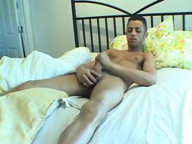 Fabulous male pornstar Ricco Furtado in hottest solo male, rimming gay xxx clip