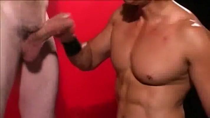 Exotic male in incredible bdsm, handjob gay sex movie