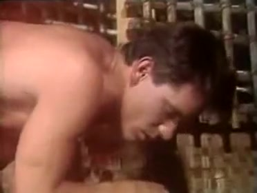 Exotic male in incredible twinks, vintage homo porn clip