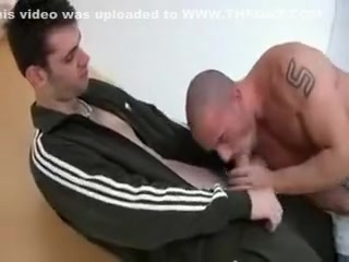 Fabulous male in horny twinks, vintage homosexual sex clip