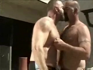 Amazing male in incredible hunks, bears gay sex video