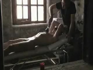 Incredible male in hottest bdsm, handjob gay porn video